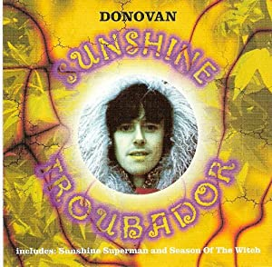 Donovan - Sunshine Troubador