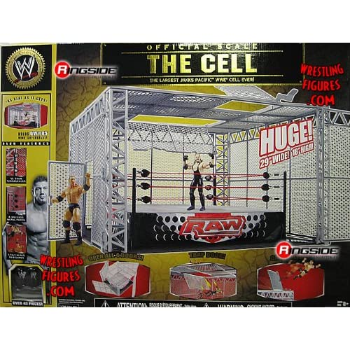 Toys R Us Wwe Rings : Com wwe toy ring pictures attachment wrestling