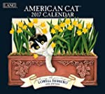 Cal 2017 American Cat 2017 Wall Calendar