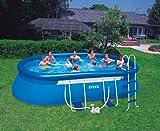 Intex Aufstellpool Oval Frame Pool Set