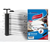 8-Pk. Tiergrade Jumbo Vacuum Storage Bag
