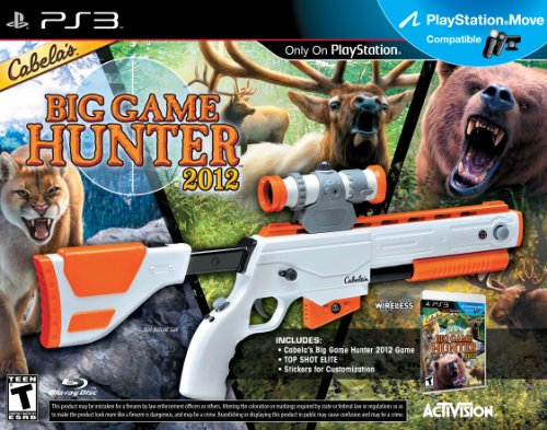 PS3 Move Shooting Games