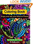 Coloring Book: Enjoy and set your Min...