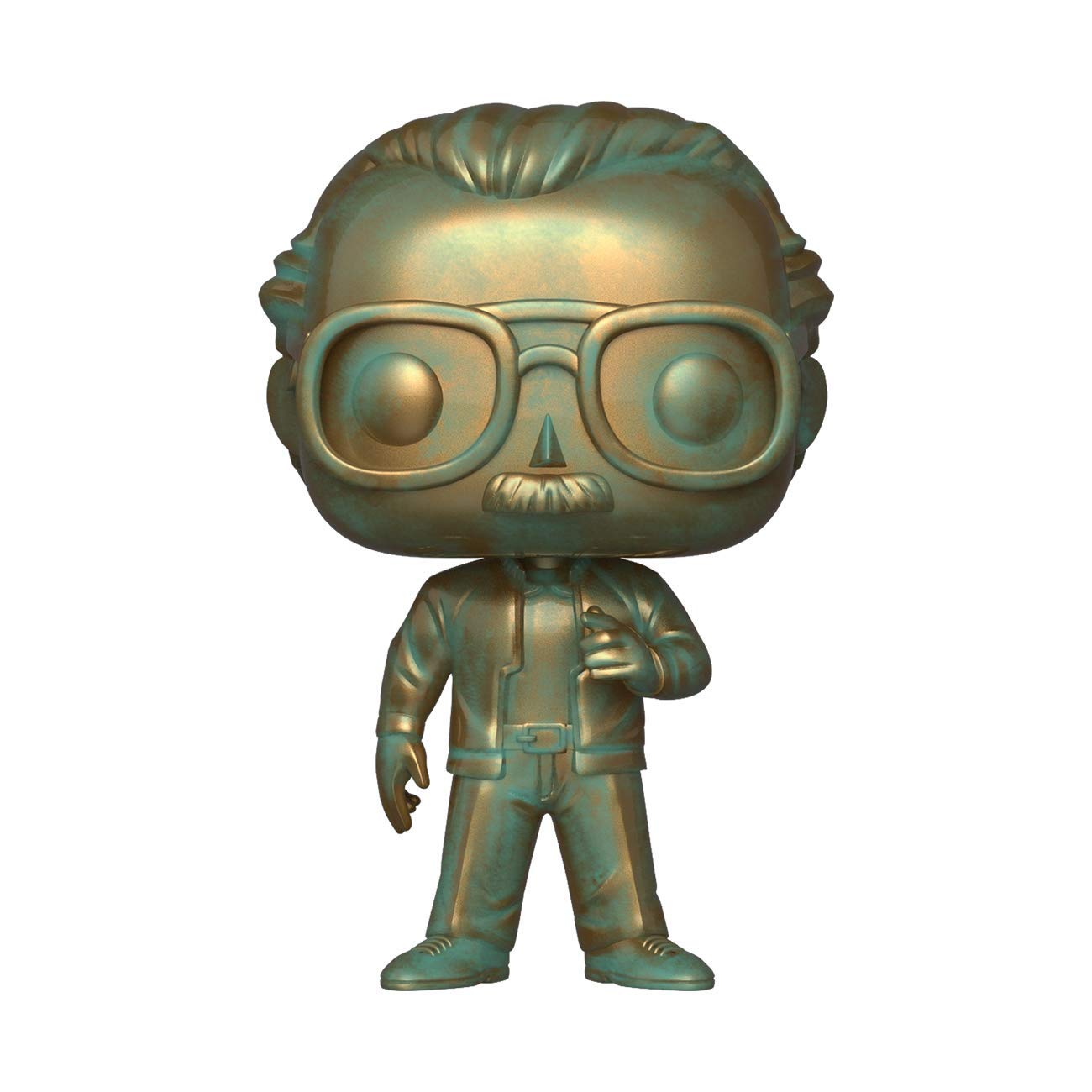 Stan Lee Patina