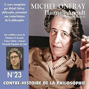 Contre-histoire de la philosophie 23.2 Discours