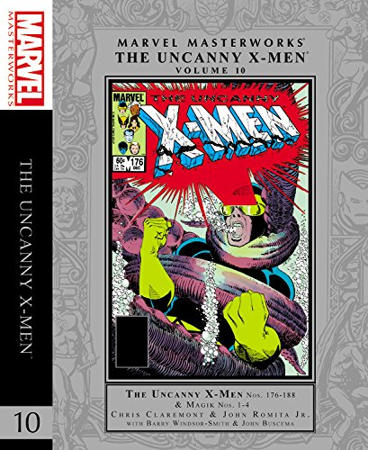 Marvel Masterworks: The Uncanny X-Men Vol. 10 (Marvel Masterworks X Men compare prices)