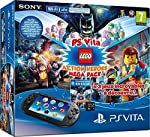 PSVita Konsole Mega Pack LEGO + 8GBMC AT DLC für 3 Lego Spiele