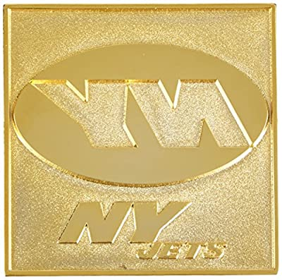 FANMATS NFL New York Jets Metal-Alloy FanBrand