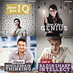 Brain Boosting Subliminal Messages Bundle: Ignite Your Intellectual Powers with Subliminal Messages |  Subliminal Guru