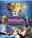 The Chronicles of Narnia: The Voyage of the Dawn Treader [Blu-ray + DVD + Digital Copy]