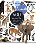 Eyelike Stickers: Animals: 400 reusab...