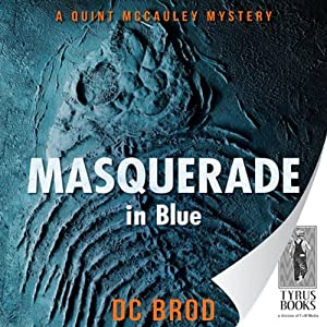 Masquerade in Blue | [D. C. Brod]