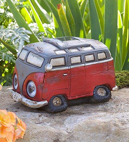 Solar Hippie Van