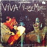 ROXY MUSIC VIVA! LIVE vinyl record
