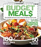 Budget Meals (Better Homes & Gardens Cooking) (0470485809) by Better Homes and Gardens