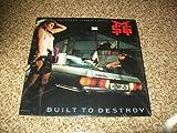 built to destroy LP