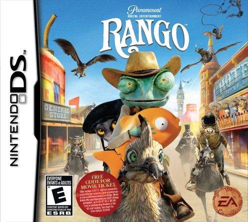 Rango (DS 輸入版 北米)