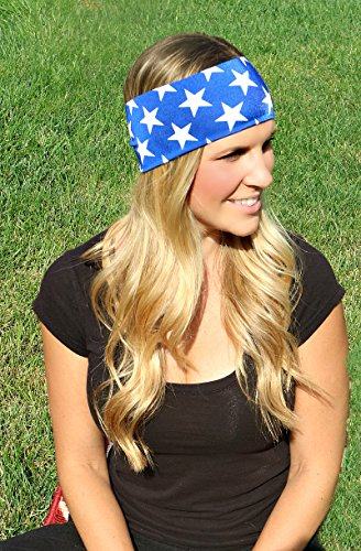 RAVEbandz-Sports-Fitness-Headbands-STARS