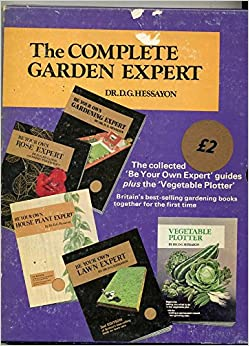 dg hessayon books The rose expert has 47 ratings and 3 reviews rose said: i found this little treasure when i was doing some research on roses books by dg hessayon.
