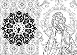 Disney Frozen: 100 Images to Inspire Creativity and Relaxation (Art Therapy)