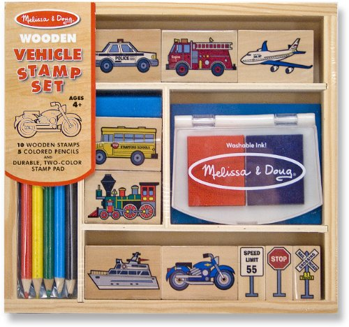 Vehicle Stamp Set Case Pack 2 Vehicle Stamp Set Case Pack 2