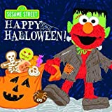 img - for Happy Halloween! (Sesame Street Scribbles Elmo) book / textbook / text book