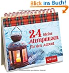 24 kleine Atempausen f�r den Advent