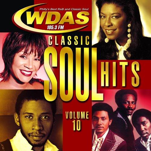 CD : VARIOUS ARTISTS - Classic Soul Hits 10