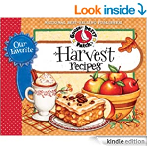Our Favorite Harvest Recipes Cookbook: From tailgating and hayrides, to apple picking and pumpkin carving…there are so many wonderful reasons for getting ... & friends! (Our Favorite Recipes Collection)