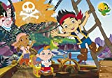 Jigsaw Puzzle - 104 Pieces - Maxi : Jake and the Never Land Pirates