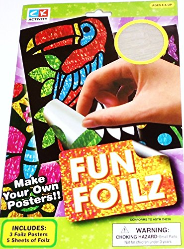 Fun Foilz Make Your Own Posters!