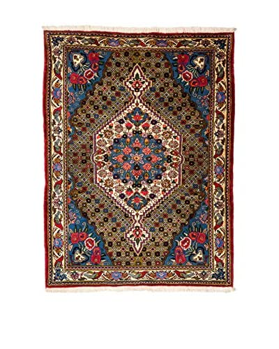 RugSense Alfombra Persian Bakhtiari Super Azul/Multicolor 150 x 103 cm