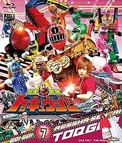 スーパー戦隊シリーズ 烈車戦隊トッキュウジャー VOL.7 [Blu-ray]