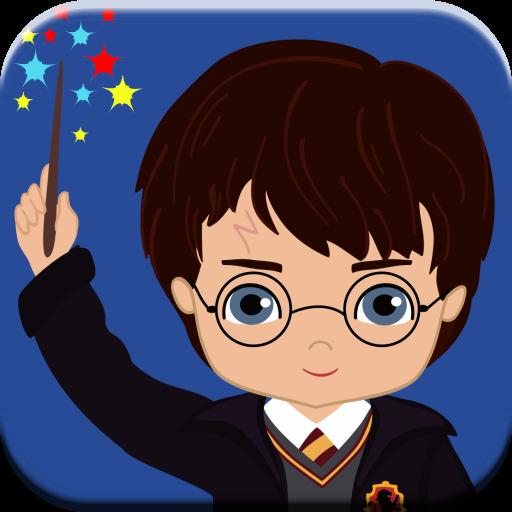 Harry Wizard Magic Match