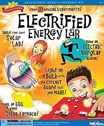 Scientific Explorer Electrified Energy Lab
