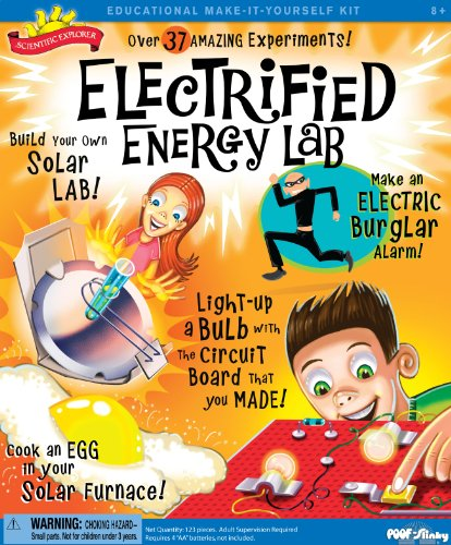 Scientific Explorer Electrified Energy Lab (Energy Lab compare prices)