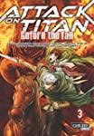 Attack on Titan - Before the Fall, Ba...