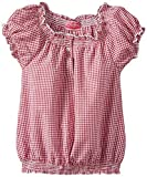 Cherokee Girls Shirt (257280247_Red_7 Years)
