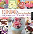 1,000 Ideas for Decorating Cupcakes, Cakes, and Cookies (1000 Series)