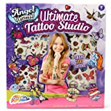 Grafix 200+ Piece Ultimate Tattoo Studio Art and Crafts Kids Crafting Kit