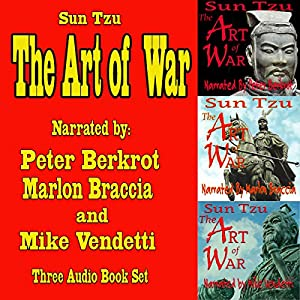 The Art of War: Three Complete Audiobook Set Audiobook