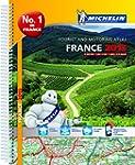 France 2015 Atlas - A4 spiral (Michel...