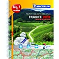 France 2015 Atlas - A4 spiral (Michelin Tourist and Motoring Atlases)