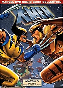 X-Men: Volume Four (Marvel DVD Comic Book Collection)