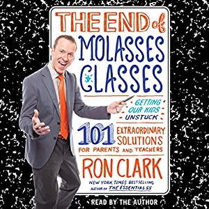 The End of Molasses Classes Audiobook