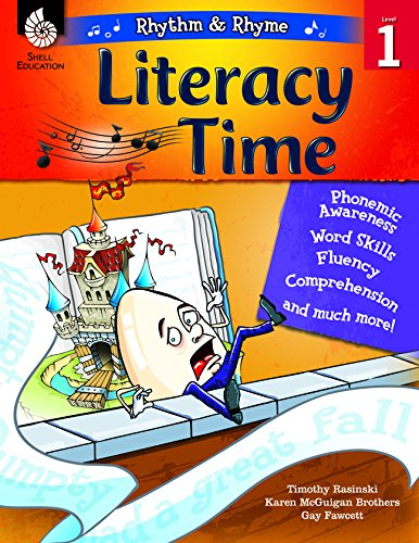 Rhythm & Rhyme Literacy Time Level 1 (Level 1) (Rhythm and Rhyme Literacy Time)