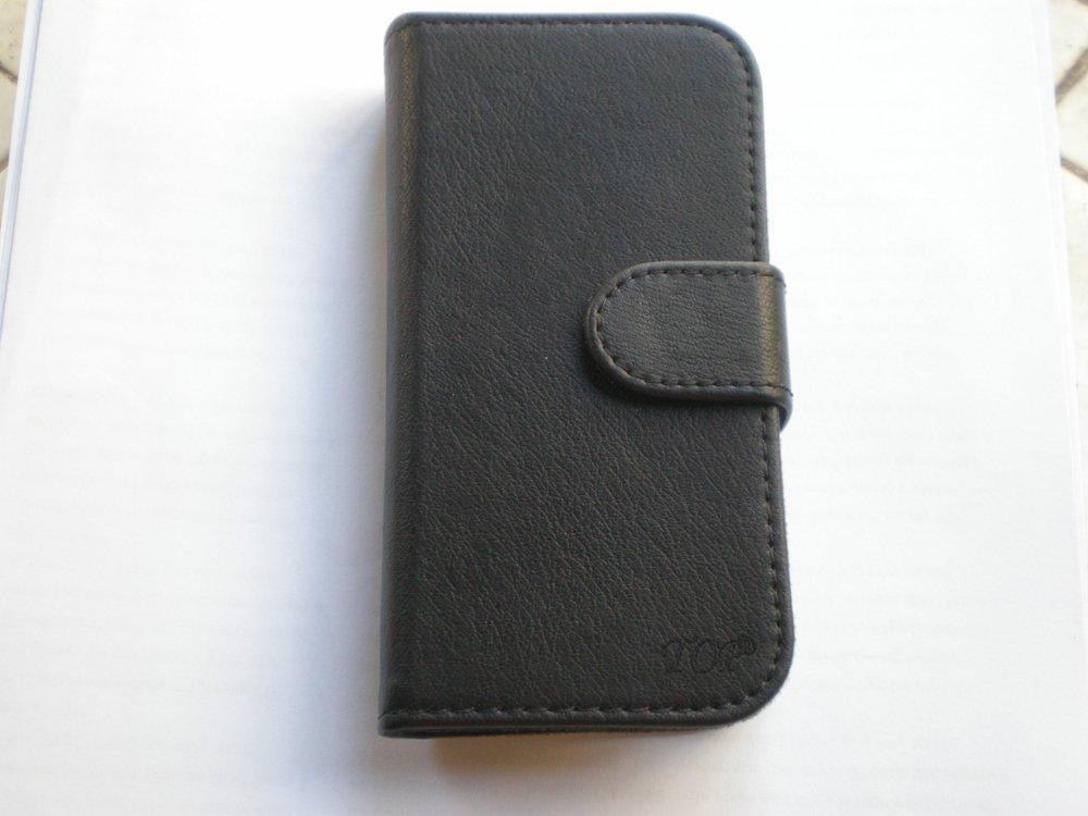 Bear motion Galaxy S4 wallet case