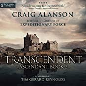 Transcendent: Ascendant, Book 2 | [Craig Alanson]