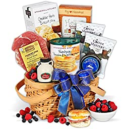Christmas Morning Breakfast Gift Basket™