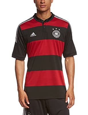 ADIDAS MEN'S GERMANY AWAY JERSEY 2014 / 2015 - L